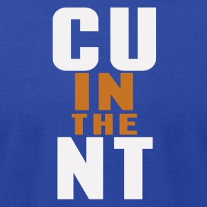 CU in the NT - Men's T-Shirt by American Apparel