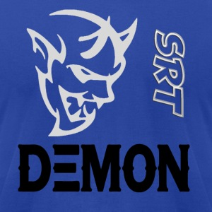 demon - Men's T-Shirt by American Apparel