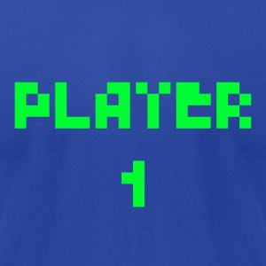The Gamer - Men's T-Shirt by American Apparel