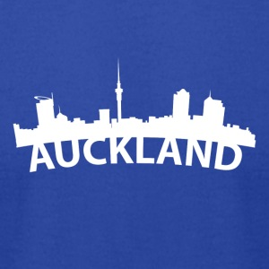 Arc Skyline Of Auckland New Zealand - Men's T-Shirt by American Apparel