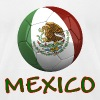 Team Mexico FIFA World Cup - Men's Fine Jersey T-Shirt