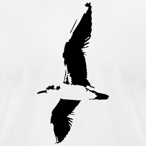 Gull - Seagull - Men's T-Shirt by American Apparel