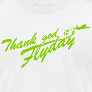 Thank god it's friday - Men's T-Shirt by American Apparel