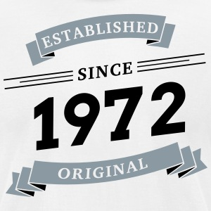 Established since 1972 - Men's T-Shirt by American Apparel