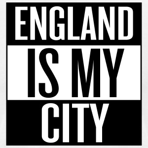 England is my City - Men's T-Shirt by American Apparel