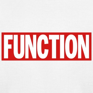 FUNCTION - Men's T-Shirt by American Apparel