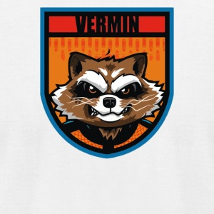 Vermin - Men's T-Shirt by American Apparel