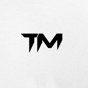 TM LOGO - Men's T-Shirt by American Apparel