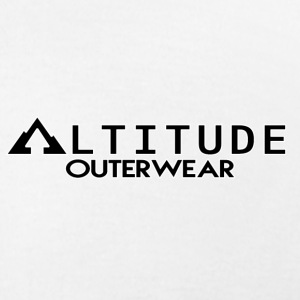 Altitude Outerwear - Men's T-Shirt by American Apparel