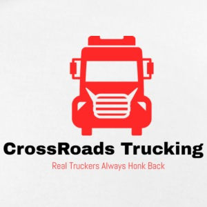 CrossRoads Trucking - Men's T-Shirt by American Apparel