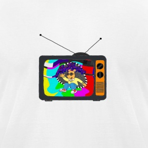 Lost in the Channels - Men's T-Shirt by American Apparel