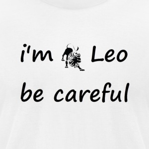 Leo - Men's T-Shirt by American Apparel