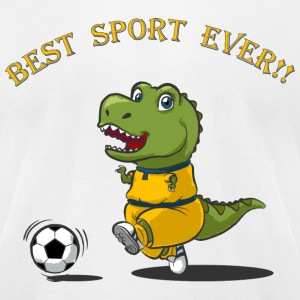 Best Sport Ever - Men's T-Shirt by American Apparel