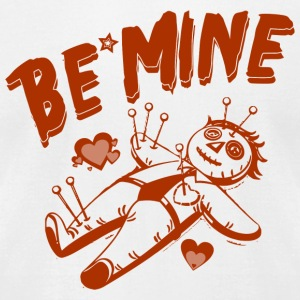 Be Mine v2 - Be Mine v2 - Men's T-Shirt by American Apparel