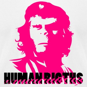 Human Rights - Human Rights - Men's T-Shirt by American Apparel