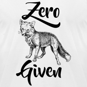 Fox - Zero Fox Given - Men's T-Shirt by American Apparel