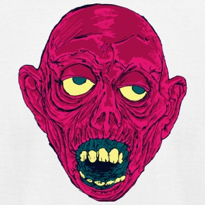 Graveyard Ghoul Putrid Pink - Men's T-Shirt by American Apparel