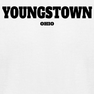 OHIO YOUNGSTOWN US EDITION - Men's T-Shirt by American Apparel