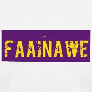 faainawe shirt 1 - Men's T-Shirt by American Apparel