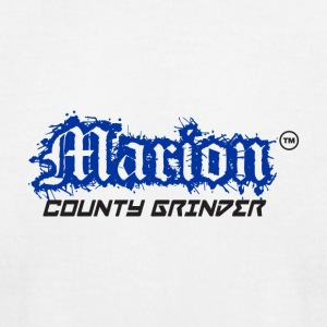 Marion County Grinder - Men's T-Shirt by American Apparel