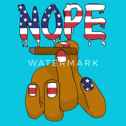 nope t shirt by karie4998 spreadshirt