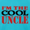 I'm the cool Uncle - Men's Fine Jersey T-Shirt