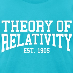 Theory of Relativity - Est. 1905 (over-under)