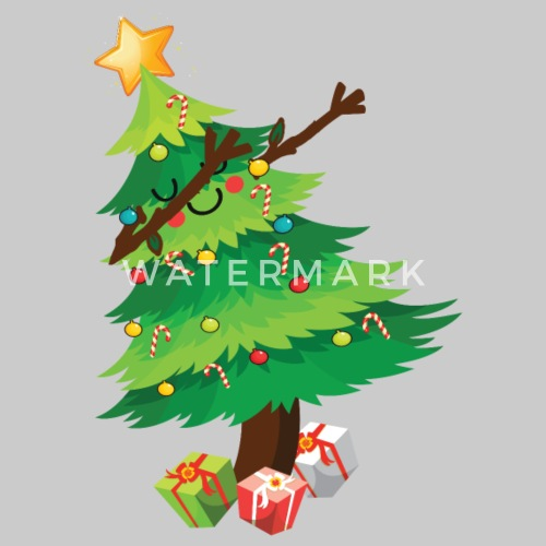 6ca92286f ... Dabbing Christmas Tree Funny Christmas T-Shirt - Men's Jersey. Do you  want to edit the design?