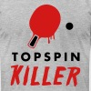 topspin killer - Men's Fine Jersey T-Shirt