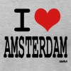 i love amsterdam by wam - Men's Fine Jersey T-Shirt