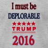 Deplorable and Proud - Men's Fine Jersey T-Shirt