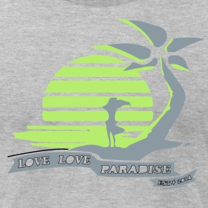 Aphmau Love~Love Paradise Shirt - Men's T-Shirt by American Apparel