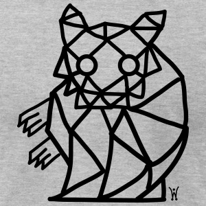 Geometric Hamster Nice Cute hamster the best pet - Men's T-Shirt by American Apparel
