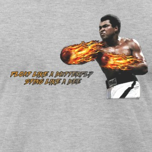 Muhammad Ali - Men's T-Shirt by American Apparel
