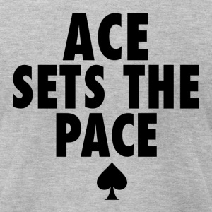 Ace Club - Men's T-Shirt by American Apparel