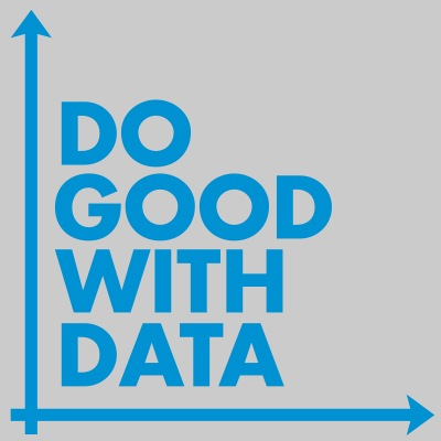 Do Good With Data Line Graph