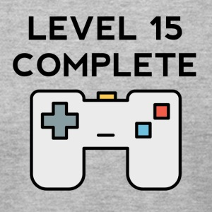 Level 15 Complete 15th Birthday - Men's T-Shirt by American Apparel