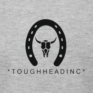 tough head - Men's T-Shirt by American Apparel