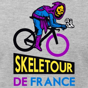 Skeletor De France T Shirt - Men's T-Shirt by American Apparel