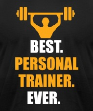 Personal Trainer Tee Design Best