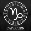 Capricorn astrological zodiac sign5 - Men's Fine Jersey T-Shirt