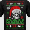 Bah Humbug Sweater style - Men's Fine Jersey T-Shirt