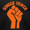 Ginger Power - Men's Fine Jersey T-Shirt
