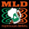 Major League Drinking - Men's Fine Jersey T-Shirt