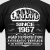 LEGEND SINCE 1967 - Men's Fine Jersey T-Shirt