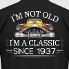 Classic since 1937 - Men's Fine Jersey T-Shirt