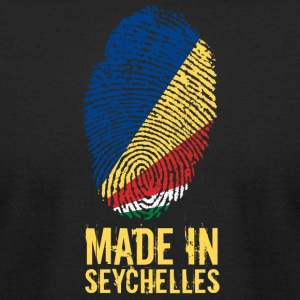 Made In Seychelles - Men's T-Shirt by American Apparel