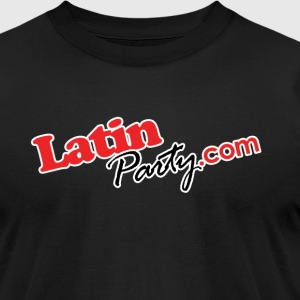 LatinParty.com - Men's T-Shirt by American Apparel