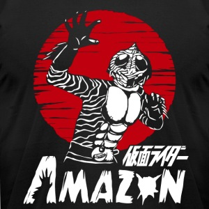MASKED KAMEN RIDER AMAZON - Men's T-Shirt by American Apparel