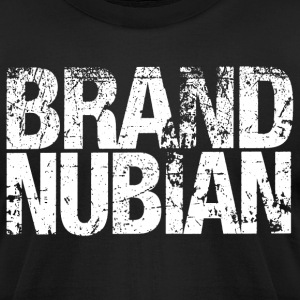 BRAND NUBIAN - Men's T-Shirt by American Apparel